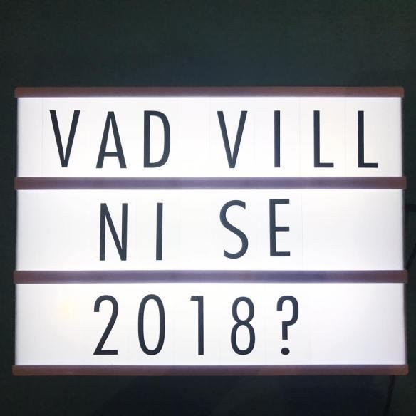 2018, nyår, blogg, bara Bokstäver, lightbox, låda, ljuslåda, sollentuna, sverige, svenska, butik, bokstav, bokstäver, alfabet
